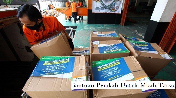 Bantuan Pemkab Untuk Mbah Tarso